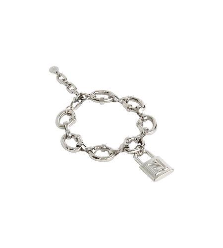 NIKKIE Penny Bracelet Silver