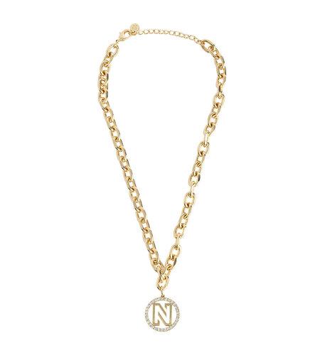 NIKKIE Pixie Necklace Gold Silver