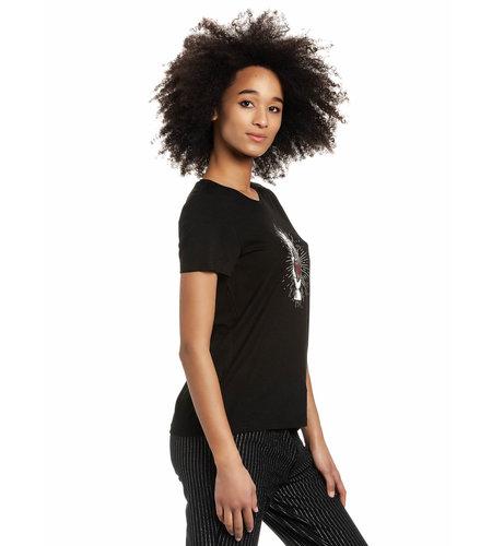 Vive Maria Mystic Love Shirt Black