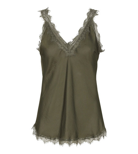 Costa Mani Moneypenny Top Army