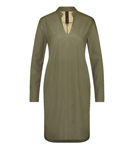 Jane Lushka Dress Gisela Army