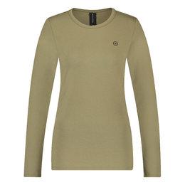 Jane Lushka Organic T Shirt Long Sleeve