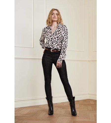 Fabienne Chapot Perfect Cato Blouse Cream White Black