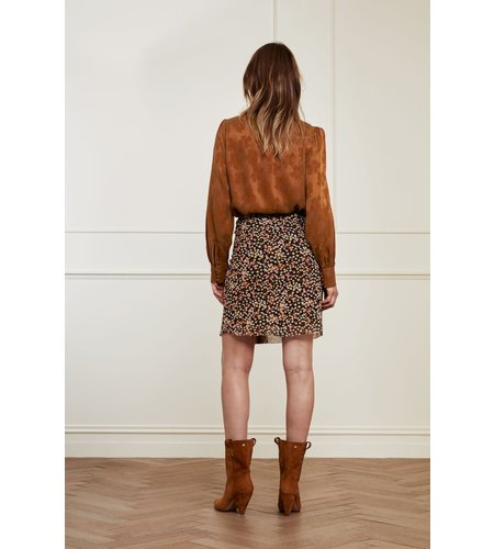 Fabienne Chapot Jessy Short Skirt Black Lovely Pink