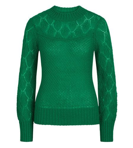 King Louie Jeannie Sweater Farfalle Winter Green