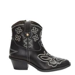 Fabienne Chapot Jolly Zipper Embroidery Boot