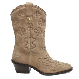 Fabienne Chapot Jolly Mid High Embroidery Boot