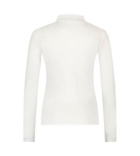 Jane Lushka Organic Slim Top White
