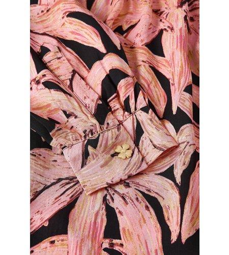Fabienne Chapot Sophia Blouse Black Lovely Pink