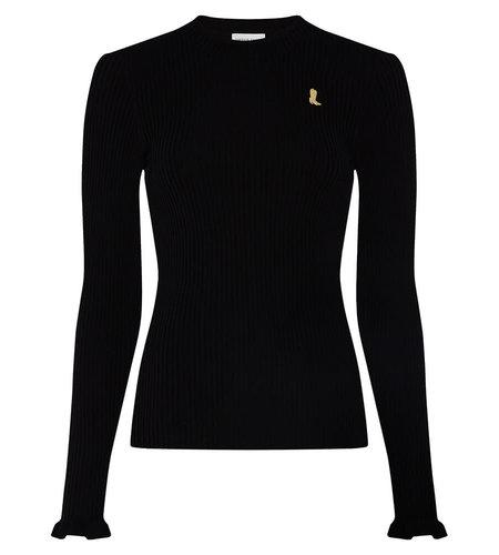 Fabienne Chapot Sanne Pullover Black