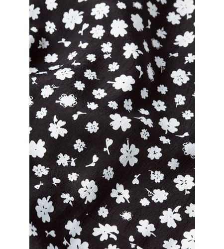 Fabienne Chapot Puck Trousers Black Cream White