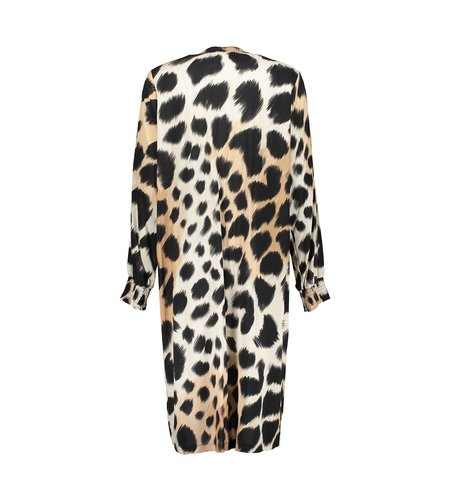 Geisha Dress 17609-20 Black Sand Combi