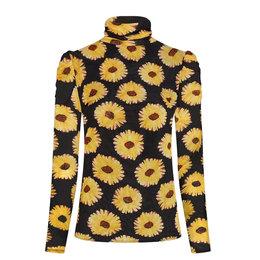 Fabienne Chapot Jane Puffed Sleeve Top