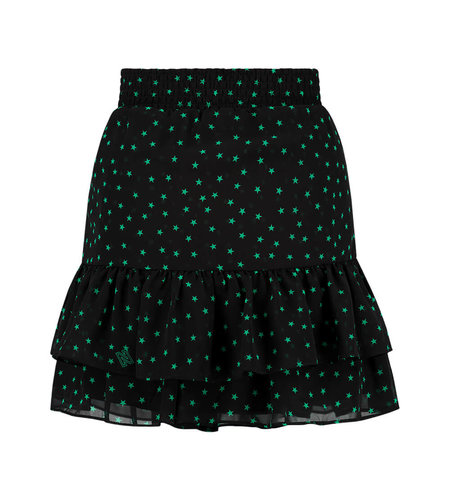 NIKKIE Future Star Skirt Black