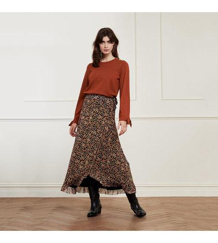 Fabienne Chapot Bobo Frill Skirt Confetti