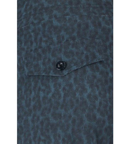 Studio Anneloes Stairsup Animal Trousers Indigo Ice Blue