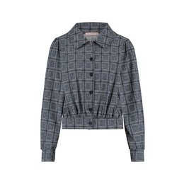 Studio Anneloes Scottie Check Jacket