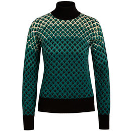 King Louie Rollneck Top Pastery Knit