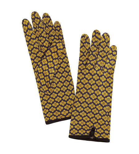 King Louie Glove Lunna Peacoat Blue