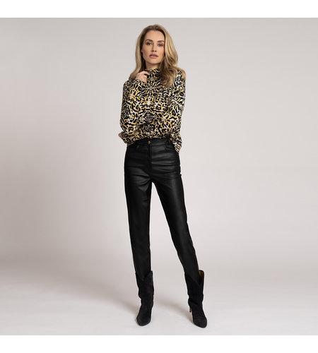 Fifth House Kali Top Rattan Leopard
