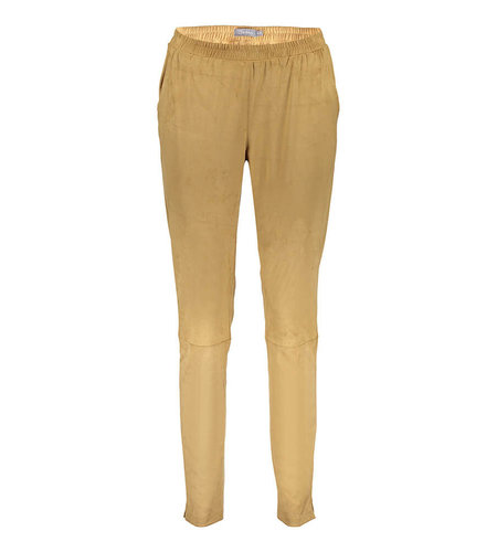 Geisha Suedine Pants 11555-27 Camel