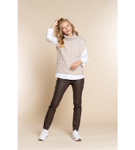 Geisha Jeans 11527-10 Brown
