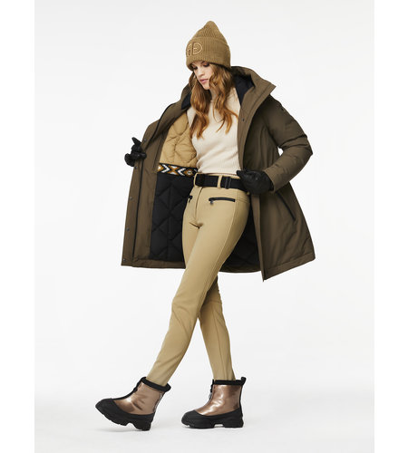 Goldbergh Maple Jacket No Fur Army