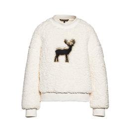 Goldbergh Deer teddy Sweater