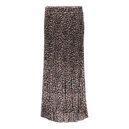 Geisha Skirt Plisee Leopard 16565-70