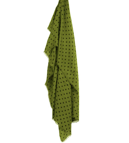 King Louie Scarf Pablo Posey Green