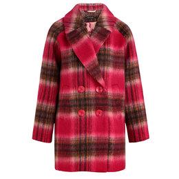 King Louie Amelie Coat Brody Check