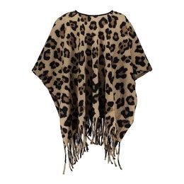 Geisha Poncho Leopard 14601-70