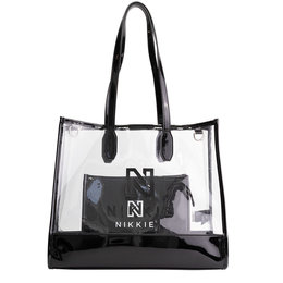 NIKKIE Pepper Transparant Bag