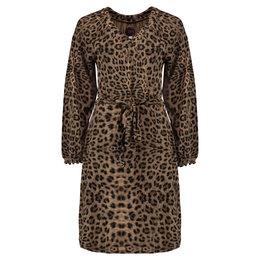 Tante Betsy Faux Wrap Dress Leo
