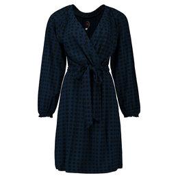 Tante Betsy Faux Wrap Dress Dot