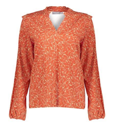 Geisha Top 13964-20 Sand Orange Combi