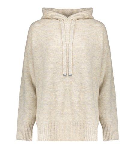 Geisha Hoody Knitted 14901-23 Off-White