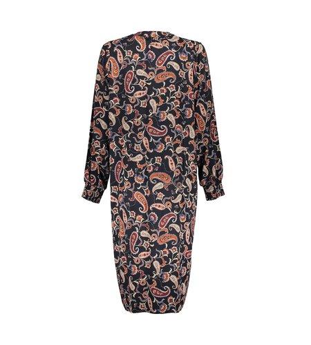 Geisha Dress 17922-20 Black Stone Combi