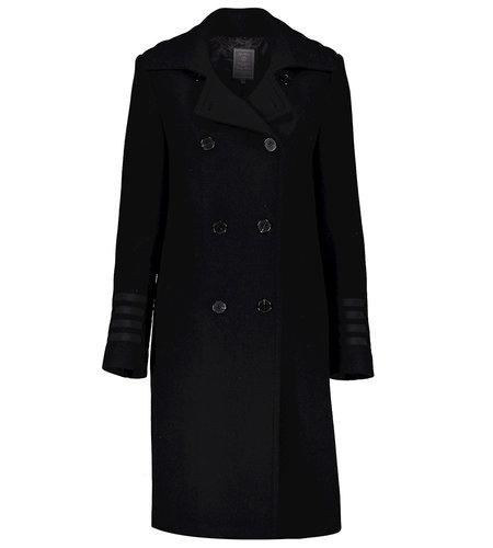 Geisha Coat Militairy 18527-12 Black