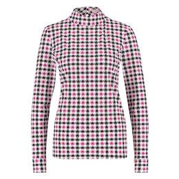 Studio Anneloes Bonnie big check shirt