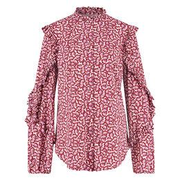 Studio Anneloes Rocci leaf blouse
