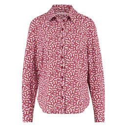 Studio Anneloes Jet leaf blouse