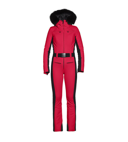 Goldbergh Parry Ski Suit Ruby Red