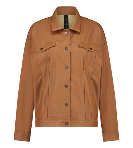 Jane Lushka Jacket Sena Copper