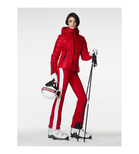 Goldbergh Runner Ski Pants Ruby Red