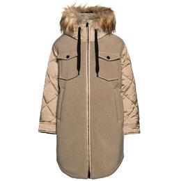 Goldbergh Cover Jacket Faux Fur