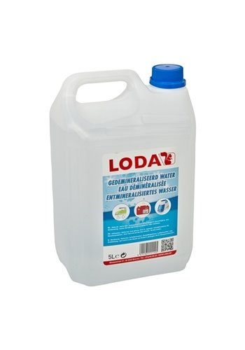 Loda Gedemineraliseerd water