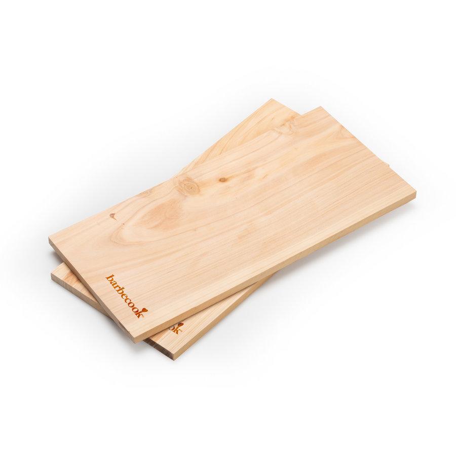 Rookplank cederhout/2-1