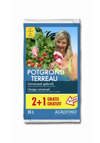 Agrofino Universele potgrond 35L