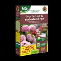 Bio meststof hortensia en rododendron 1.25kg